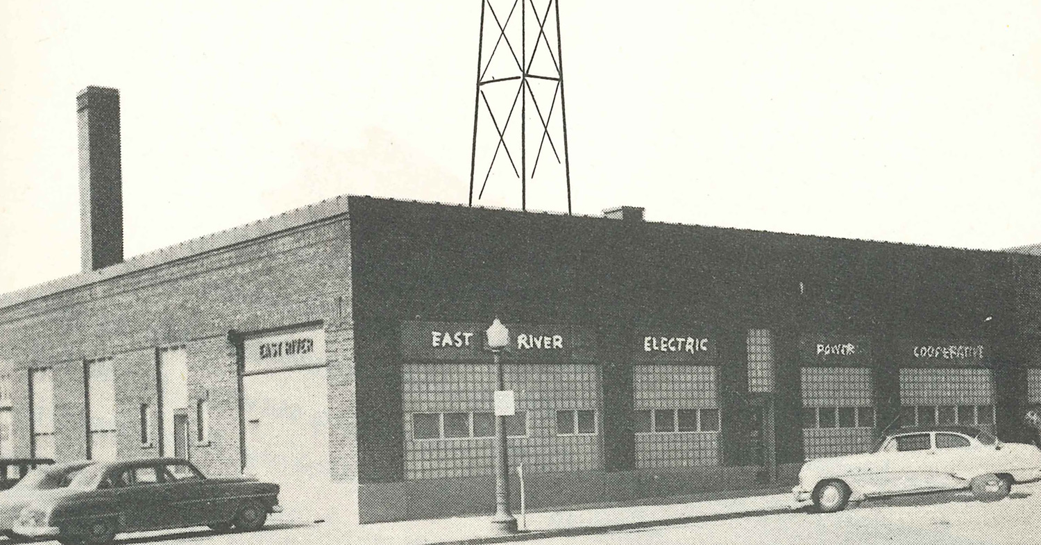 East River Electric 1949-1961