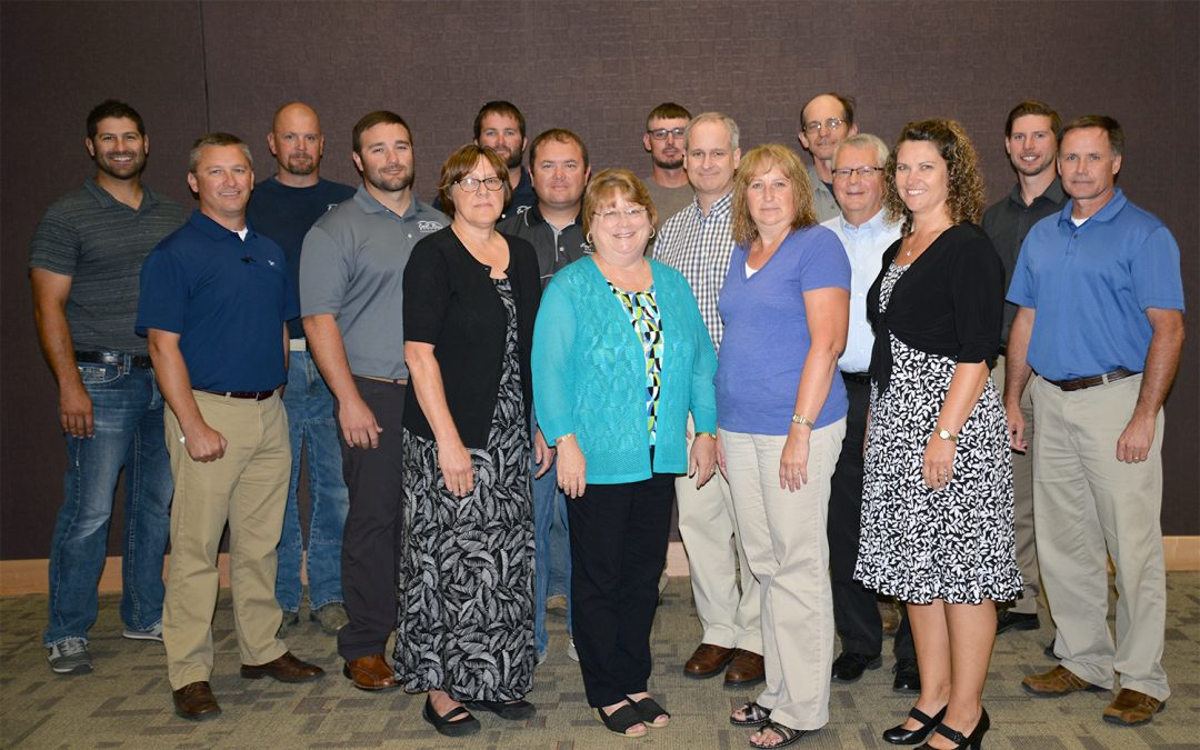 East River Electric Presents Employee Service Awards