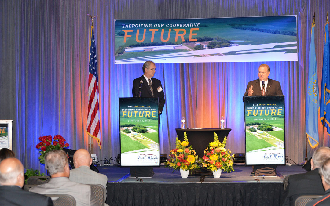 East River Electric Power Cooperative Holds 68th Annual Meeting