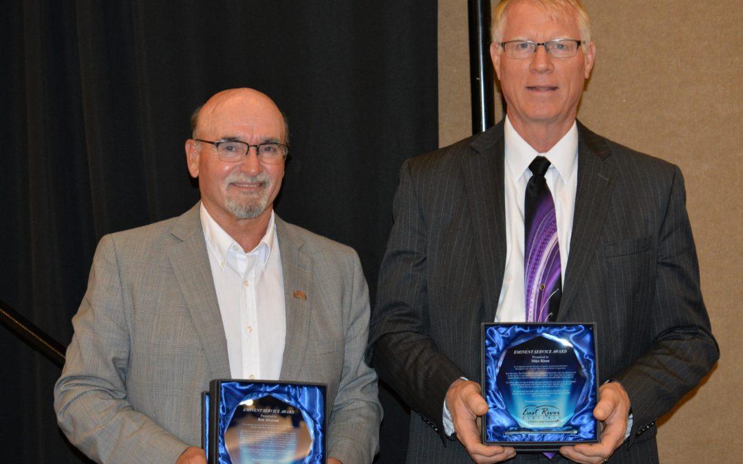 Eminent Service Award Winners Announced