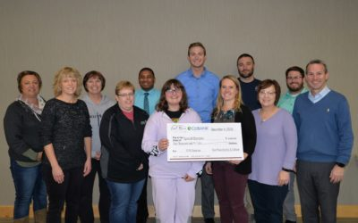 Special Olympics of South Dakota Receives Donation from East River