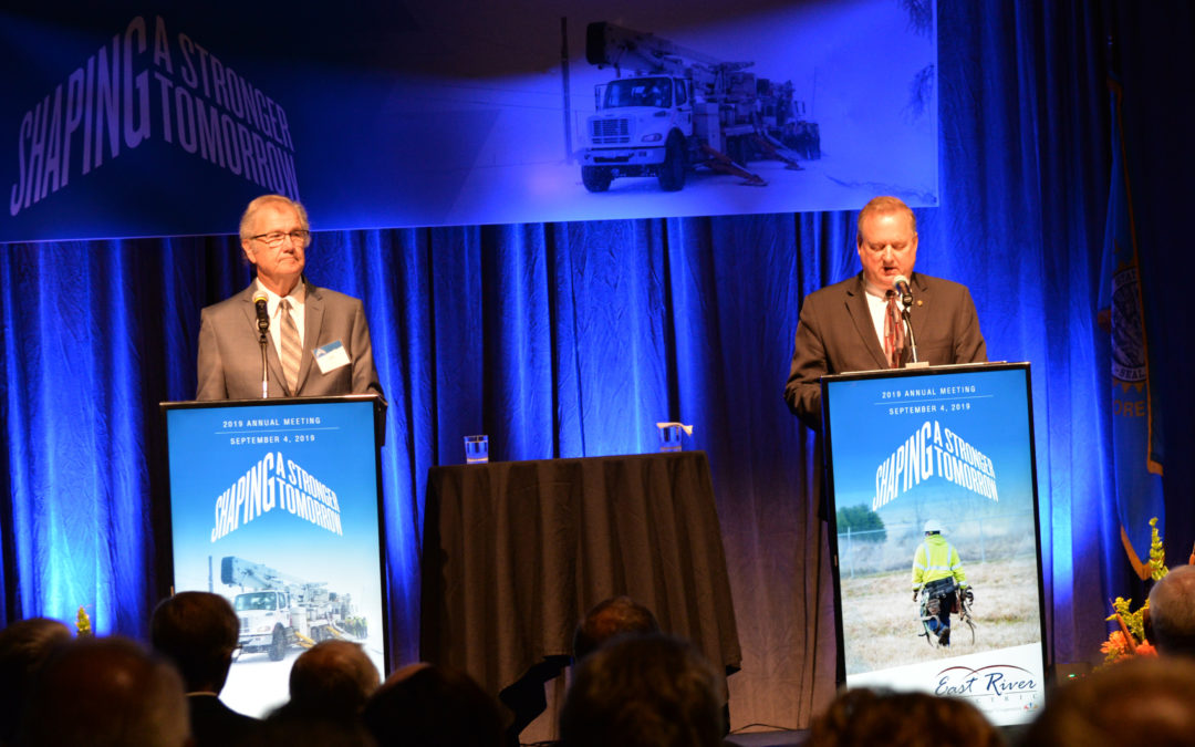 East River Electric Power Cooperative Holds 69th Annual Meeting