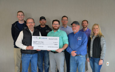 Prairie Village Receives Donation from East River