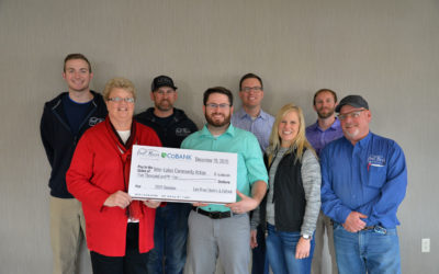 ICAP Receives Donation from East River