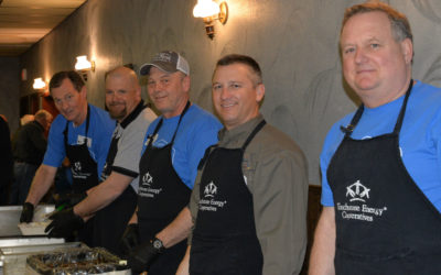 56th Annual Mountain Oyster Feed Planned for March 12