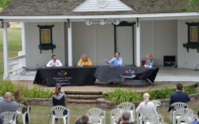 East River Hosts Discussion on Farming for the Future