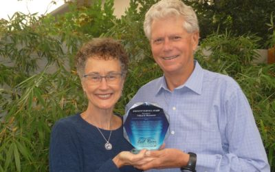 Bill Drummond receives Eminent Service Award from East River Electric Power Cooperative