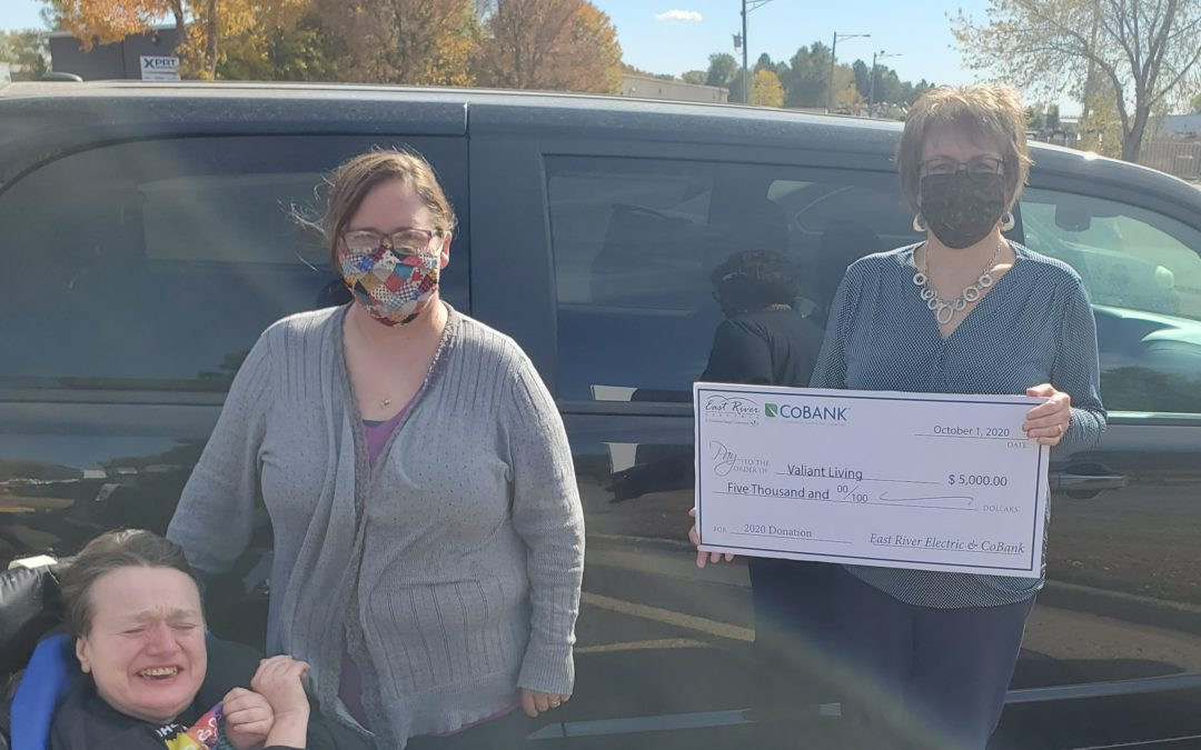 Madison Organizations Receive Donations from East River Electric Power Cooperative