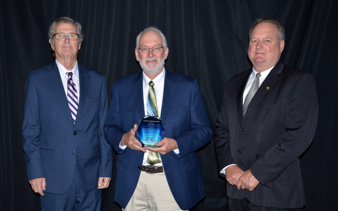 Jody Sundsted Receives Eminent Service Award from East River Electric Power Cooperative